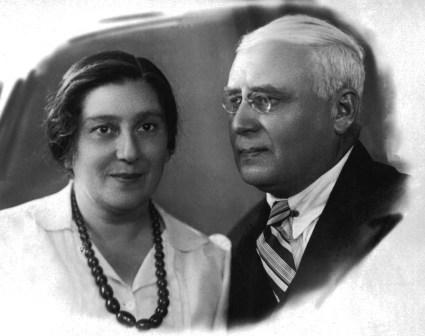 Фотография матери и отца