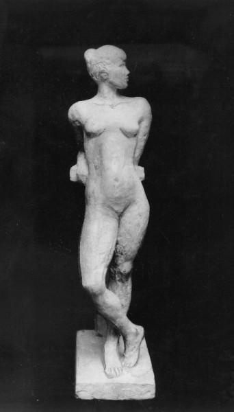 обнаженная женская модель